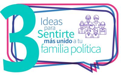 3 ideas para sentirte más unido a tu familia política